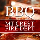 Mt Crest Fire Dept BBQ