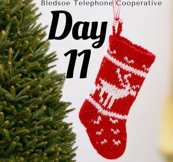 It's BTC's 11th Day of Christmas Giveaways!  CONGRATS to Auby Harmon and Margare…