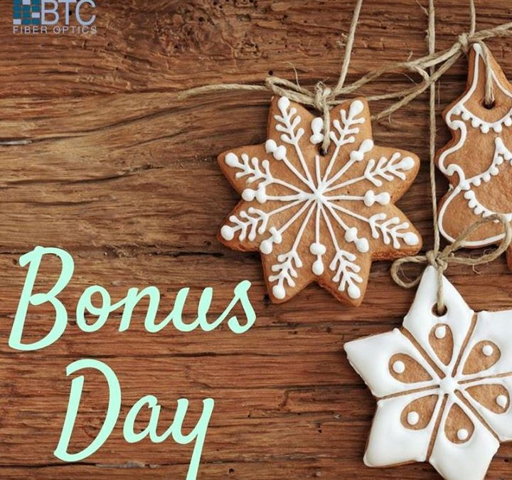 It's our 1st Bonus Day for the Christmas Giveaways!  CONGRATS to our yesterday's…