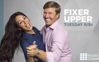 #BledsoeIPTV: Who else loves Chip and Joanna Gaines? Don't miss an all new  #Fi