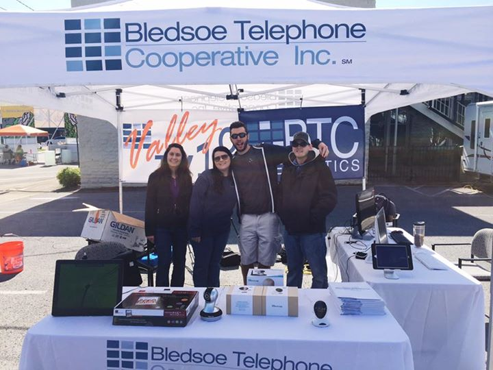 Come to Valley Fest and meet our morning crew! We have technology demos for you