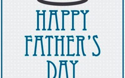 Happy Father's Day to all of you great Dads out there! We hope your day is relax