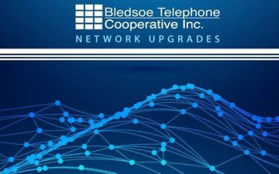 Bledsoe Telephone will be performing network upgrades in the Fall Creek Falls ar