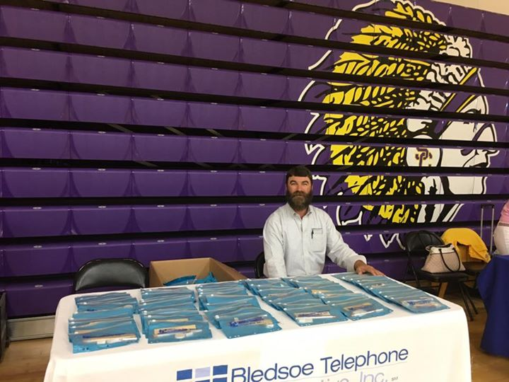 We are happy to be at Sequatchie county's Give a Child a Chance day at SCHS 9:00