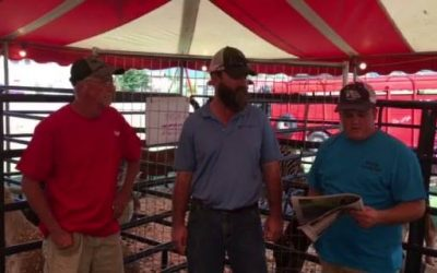 Check out our booth at the Bledsoe County fair and enjoy free wifi provided by B