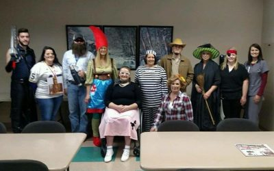 Happy Halloween from all of us at BTC! We loved seeing all of the Halloween cost