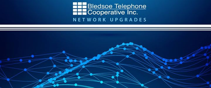 Bledsoe Telephone will be performing network maintenance which may affect Fiber