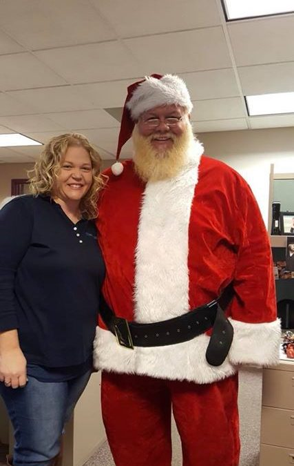 Santa will be at our Dunlap office around 2pm for anyone wanting to get pictures