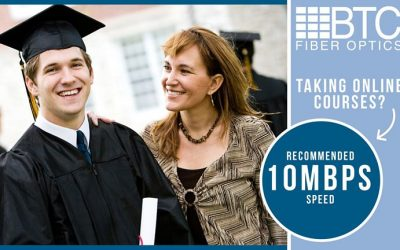#BledsoeBroadband Is your graduate or someone you know planning on taking onlin
