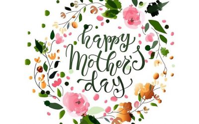 Happy Mother's Day to all of those wonderful mothers out there!