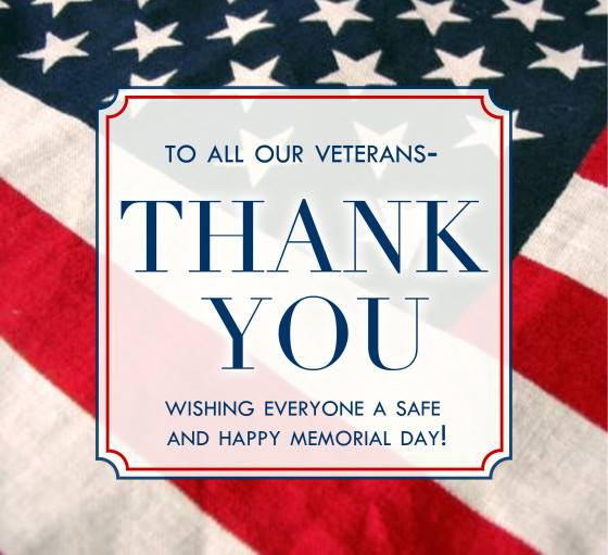 Thank you to all of our veterans! Bledsoe Telephone is closed today, but will op