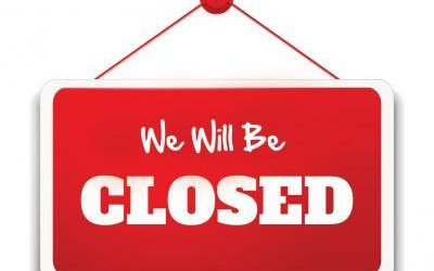 Our Pikeville front office will be closed on Thursday, August 16th from 1 p.m. t