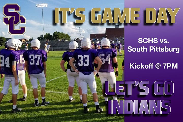 Tonight's the night! Football is back in the Valley! Everyone come out to suppor