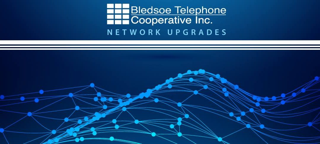 Bledsoe Telephone will be repairing squirrel damage to fiber going to our Ridge