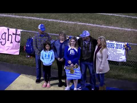 Bledsoe vs. Polk | Valley TV | Senior Night