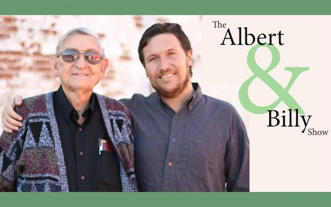 Want to watch The Albert and Billy Show Live?! Now's your chance! They will be f