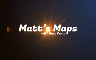 Matts maps Tesla