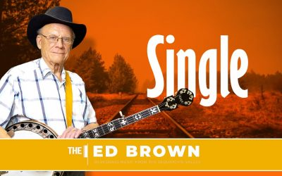"Ed Brown Show  ~ ""The Chattanooga Train"""