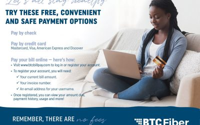 Pay your bill with ease!