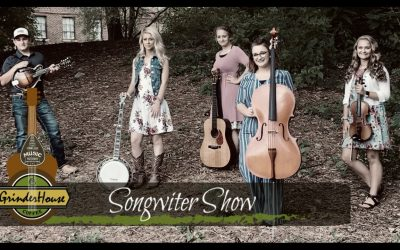 GrinderHouse Songwriter Show | S01E38 | Grandview Pickers