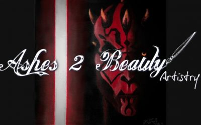 Ashes 2 Beauty Art | S1EP14 | Darth Maul