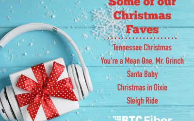 """What songs are a """"must-have"""" on your Christmas music playlist?"""