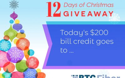 Congratulations to Deanna Phillips, today's winner of a $200 bill credit in our