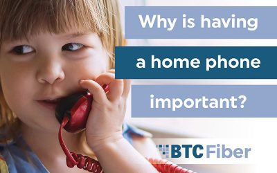 Why is having a home phone still important? All of our landline telephone number