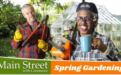 Main Street 042121 Need help with your garden and plants