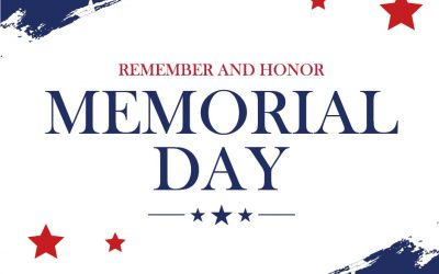 In remembrance and reflection for the military who paid the ultimate sacrifice,