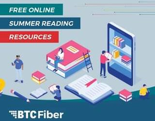 Did you know you can access free online reading materials for yourself or for yo